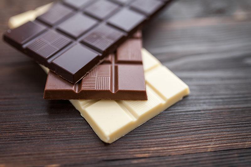 Chocolate é vegano?